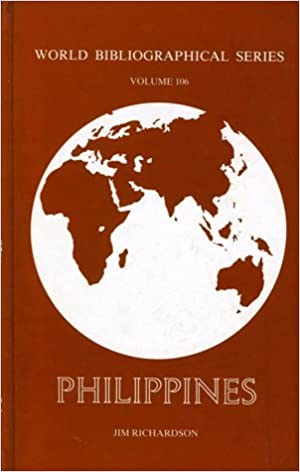 Philippines (World Bibliographical Series)